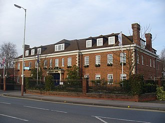 Berkeley Group Holdings - Berkeley Group offices in Cobham, Surrey