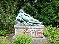 Berlin-Steglitz Stadtpark Richard Ohmann Bacchus.JPG