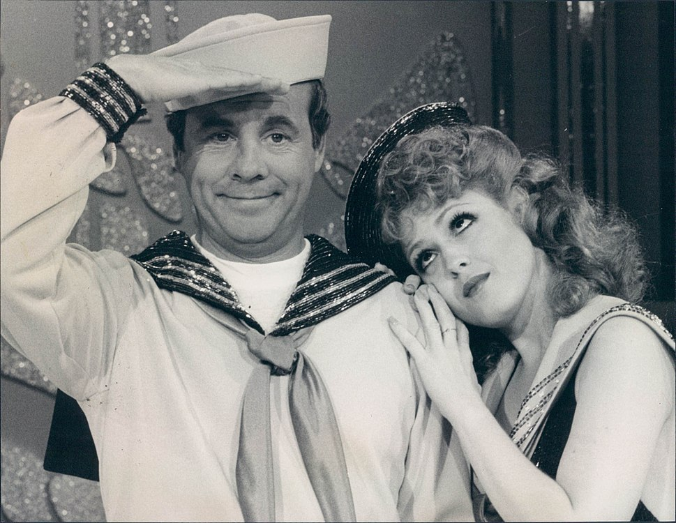 Bernadette Peters on Tim Conway Show
