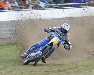Bernd Diener German motorcycle speedway rider