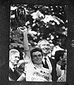Bernhard Hinault tijdens huldiging Tour de France, Bestanddeelnr 929-8769.jpg