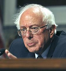 From commons.wikimedia.org/wiki/File:Bernie_Sanders_2014.jpg: Bernie Sanders