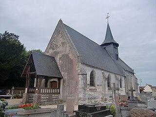 Les Monts du Roumois Commune in Normandy, France