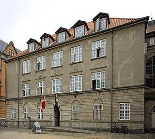 Occupation Museum, Aarhus History museum in Århus , Denmark