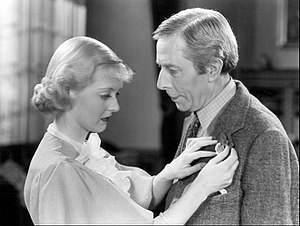 The Working Man - Bette Davis and George Arliss