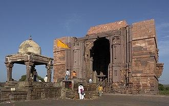 Bhoja - The incomplete Bhojeshwar Temple in Bhojpur, Madhya Pradesh