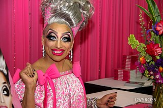Bianca Del Rio American drag queen