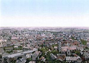 Bielefeld - Bielefeld around 1895