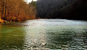 Scott County, Tennessee - Big South Fork of the Cumberland