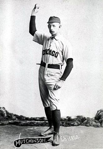 Bill Hutchinson (baseball) - Image: Bill Hutchinson (baseball)
