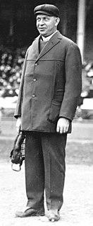 Bill Klem American baseball umpire