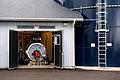 Biogasanlaggning. Utflykt med BSPC 19 Mariehamn aland.jpg