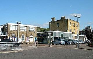 Bishops Stortford railway station