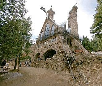 Bishop Castle - Image: Bishop Castle Fairview CO