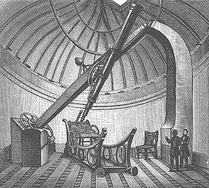 George Bishop's Observatory - Bishop's observatory in 1850.