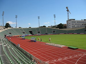 Bislett Games - The Bislett Games are held at Bislett Stadium. Photo: Kjetil Ree
