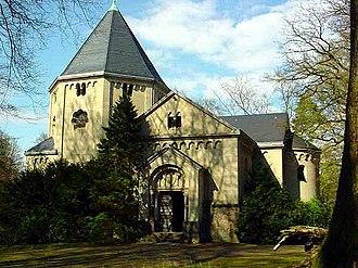 Aumühle - Bismarck Mausoleum, Friedrichsruh