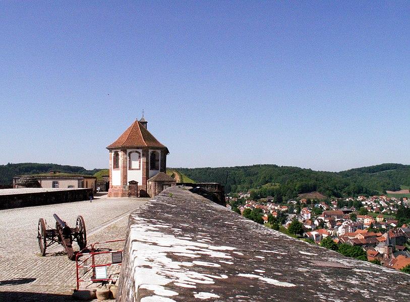 Citadelle de Bitche (Moselle, France)