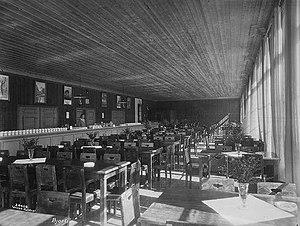 Norsk Spisevognselskap - Image: Bjorli restaurant
