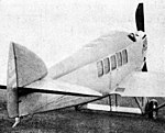Blériot 111-1 right rear L'Aéronautique April,1929.jpg