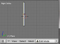 Blender3d House fence extrude depth.jpg