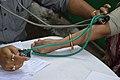 Blood Pressure Check - Howrah - 2015-04-12 7431.JPG