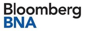 Bloomberg BNA - Image: Bloomberg BNA logo