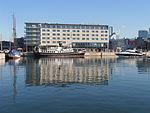Blue Sirius SS Admiral Beluga Hotell Euroopa Tallinn 6 May 2013.JPG