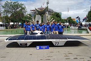 Blue Sky Solar Racing - Blue Sky Solar Racing Directors 2007