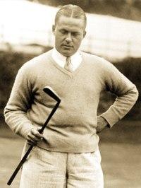 Bobby Jones 1930 winnaar US Amateur