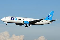 Boeing 737-42C, Czech Connect Airlines (CCA) JP7173072.jpg