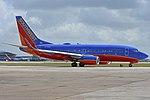 Boeing 737-7BD(w) 'N7724A' Southwest (39633554824).jpg