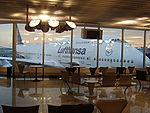 """Boeing 747-400 D-ABVP """"Bremen"""" of Lufthansa"""