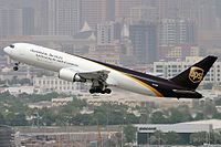 N315UP - B763 - UPS Airlines