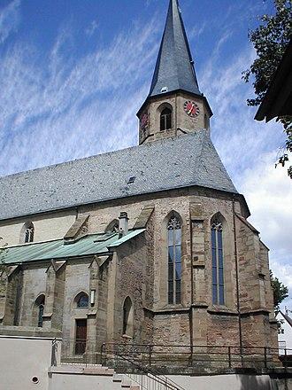 Bönnigheim - Cyriakuskirche