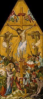 Bohemian - The Crucifixion of Christ (Kaufmann Crucifixion) - Google Art Project.jpg