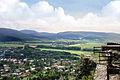 Boldogkő Castle - village panorama - Hungary.jpg