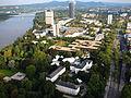 Bonn-Bundesviertel, Luftaufnahme 2010.jpg