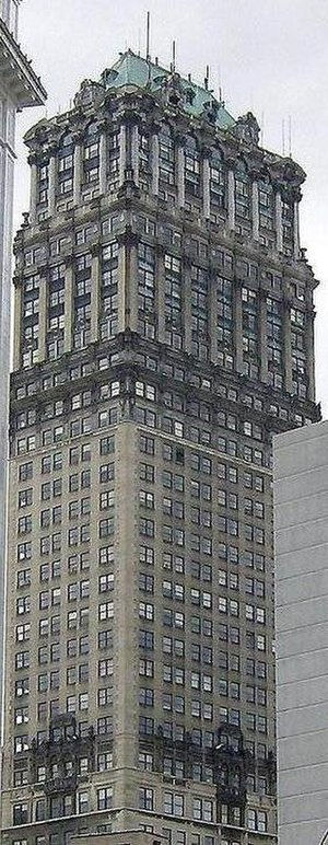 Book Tower - Image: Booktowerdetroit