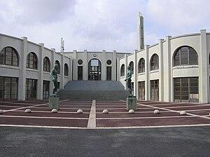 Bordeaux Stade Lescure entrée