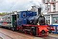 Borkum, Bahnhof, Dampflok -- 2020 -- 3061.jpg