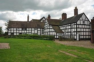Listed buildings in Boscobel - Image: Boscobel House (5251)