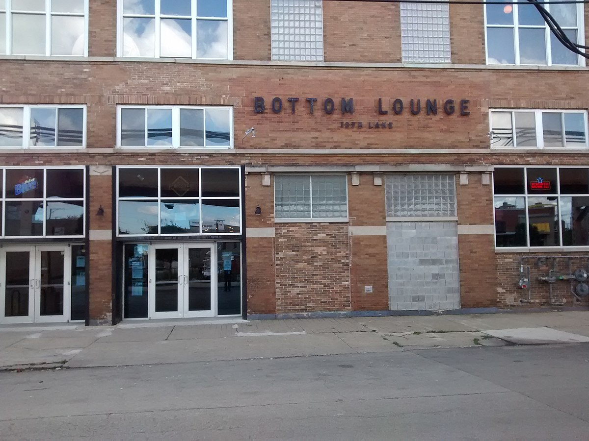 Bottom lounge wikipedia for Lounge house music