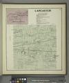 Bowmansville (Village); Lancaster (Township); NYPL1576153.tiff