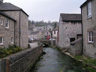 Bradwell, Derbyshire Human settlement in England