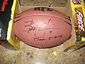 Brady Quinn Signed NFL football (6778755253).jpg