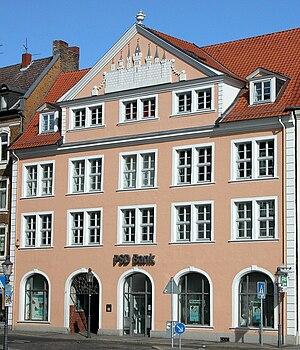 Hermann Korb - Image: Braunschweig Brunswick Haus zu den 7 Tuermen 2
