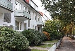Emmastraße in Bremen