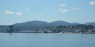 Gold Mountain (Washington) mountain in Kitsap County, Washington, United States of America