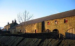 Brenkley Human settlement in England